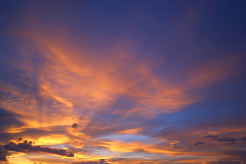Sandia Mountains「sunset sky clouds」:スマホ壁紙(18)