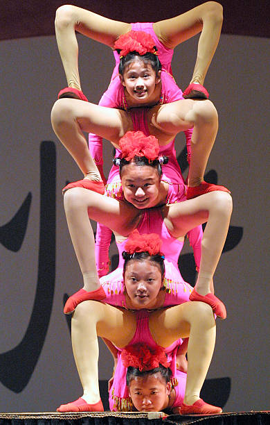 Chinese Acrobatic Team:ニュース(壁紙.com)