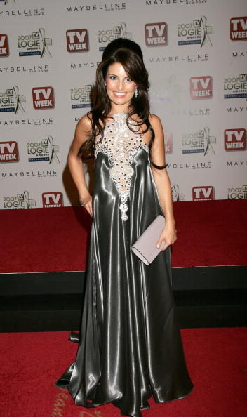 Costume Jewelry「Arrivals At The 2007 TV Week Logie Awards」:写真・画像(9)[壁紙.com]