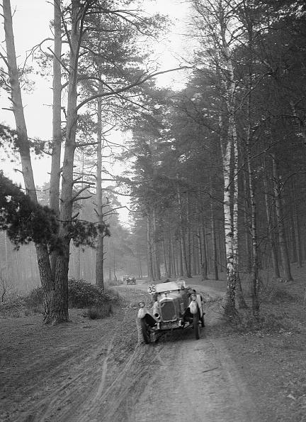 T 「JT Chance's Enfield-Allday at the JCC General Efficiency Trial, Oxshott Woods, Surrey, 1923」:写真・画像(8)[壁紙.com]