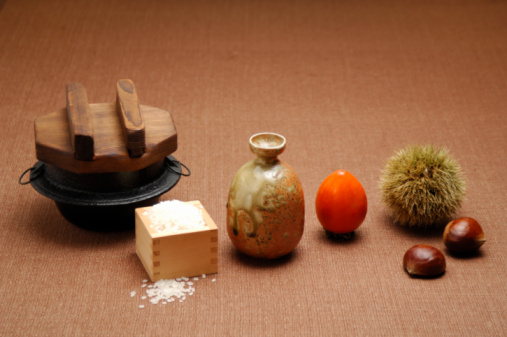 Sake「Autumn Harvest」:スマホ壁紙(1)