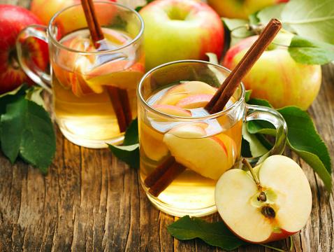 Cinnamon「Apple tea with cinnamon」:スマホ壁紙(17)