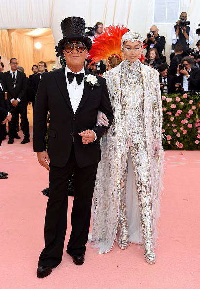 Chunky Heels「The 2019 Met Gala Celebrating Camp: Notes on Fashion - Arrivals」:写真・画像(13)[壁紙.com]