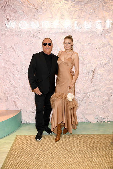 Animal Body Part「Michael Kors & Gigi Hadid Bring Fantasy Island To NYC For The Launch Of The Latest Wonderlust Fragrance Campaign」:写真・画像(18)[壁紙.com]