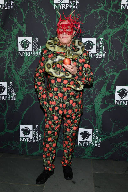 Bette Midler's 2017 Hulaween Event Benefiting The New York Restoration Project - Arrivals:ニュース(壁紙.com)