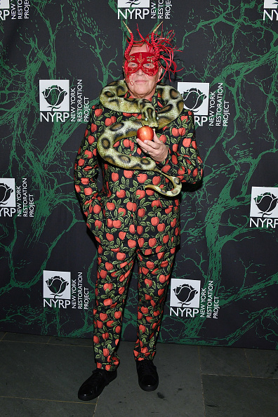Unrecognizable Person「Bette Midler's 2017 Hulaween Event Benefiting The New York Restoration Project - Arrivals」:写真・画像(5)[壁紙.com]