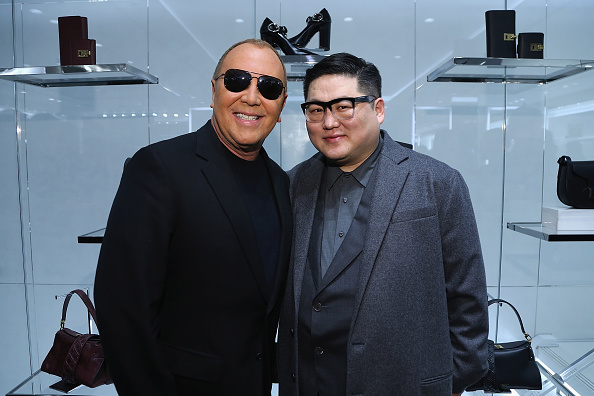 Han Myung-Gu「Michael Kors Cheongdam Flagship Store Opening Cocktail Party」:写真・画像(6)[壁紙.com]