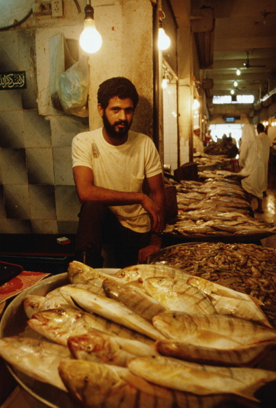Tom Stoddart Archive「Saudi Fish Stall」:写真・画像(13)[壁紙.com]