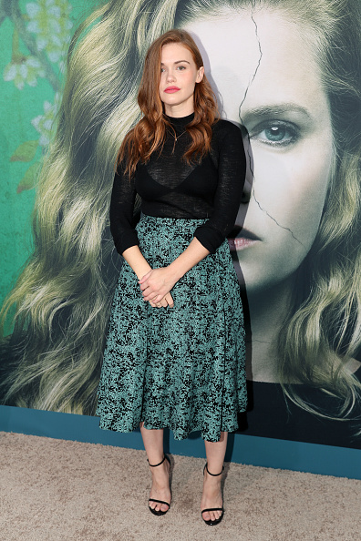 """Holland Roden「Premiere Of HBO's """"Sharp Objects"""" - Arrivals」:写真・画像(12)[壁紙.com]"""