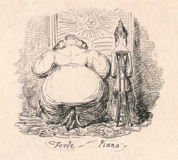Musical instrument「Forte Piano, 1829」:写真・画像(16)[壁紙.com]