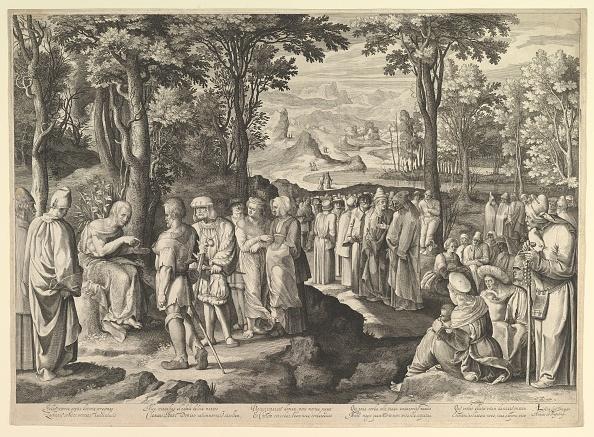 John The Baptist「John The Baptist Preaching In The Desert」:写真・画像(13)[壁紙.com]