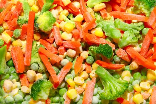 Broccoli「Mixed Frozen Vegetable」:スマホ壁紙(2)