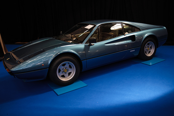 Ferrari「Preview Of Cars Going Under The Hammer At The Coys Spring Classics Auction」:写真・画像(19)[壁紙.com]