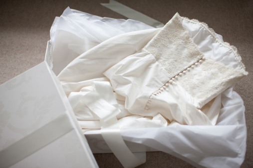 Wedding Dress「Wedding dress in box」:スマホ壁紙(16)