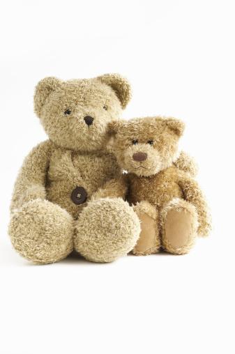 Teddy Bear「Two teddy bears」:スマホ壁紙(12)