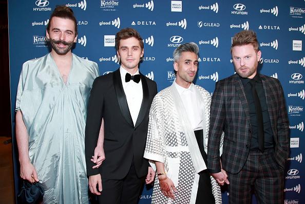 Rich Fury「30th Annual GLAAD Media Awards Los Angeles - Arrivals」:写真・画像(9)[壁紙.com]