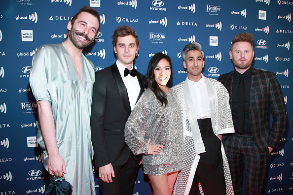 Rich Fury「30th Annual GLAAD Media Awards Los Angeles - Arrivals」:写真・画像(18)[壁紙.com]