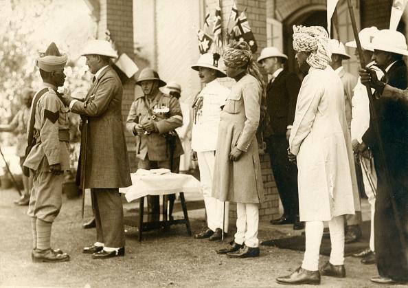 インド系民族「Wilson Visits Rajpipla」:写真・画像(2)[壁紙.com]