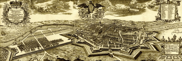 City Life「Berlin and surrounding area at the end of the 17th century.」:写真・画像(12)[壁紙.com]