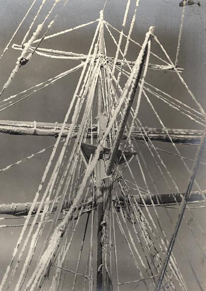 Ship「Rime Crystals On The Rigging」:写真・画像(16)[壁紙.com]