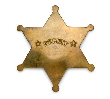 Wild West「Deputy Badge」:スマホ壁紙(7)