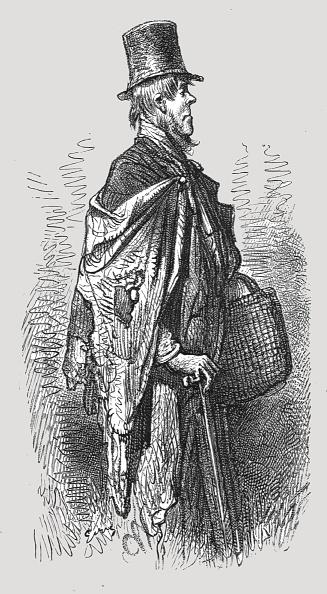 1870-1879「A Greenwich Boat Traveller」:写真・画像(18)[壁紙.com]