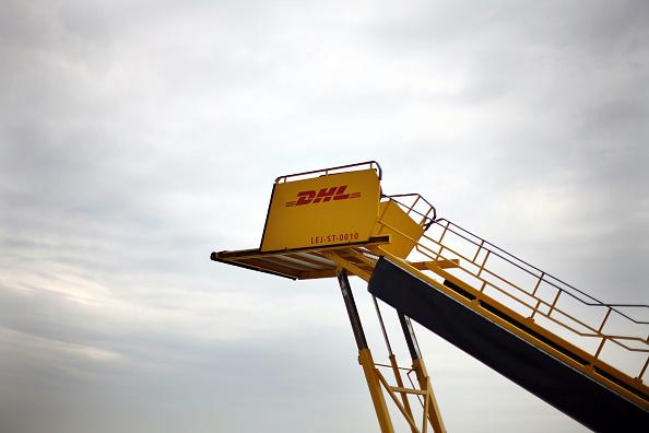 Passenger Boarding Bridge「Opening New Cargo Center Of DHL Express」:写真・画像(7)[壁紙.com]