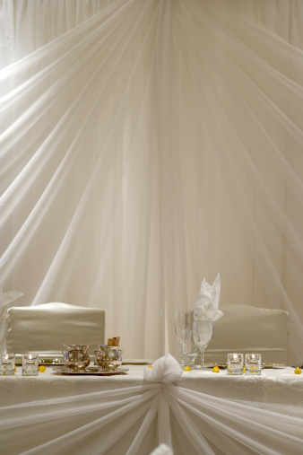 結婚「ヘッドテーブル」:スマホ壁紙(9)