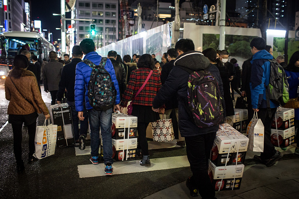 日本「Japan Tourist Hot Spot For Lunar New Year Holiday」:写真・画像(17)[壁紙.com]