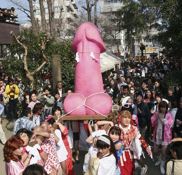 画像や映像「Utamaro Festival Is Celebrated In Kawasaki」:写真・画像(12)[壁紙.com]