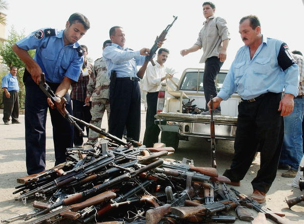 Baghdad「Sadr Militia Agrees To Ceasefire in Baghdad」:写真・画像(11)[壁紙.com]