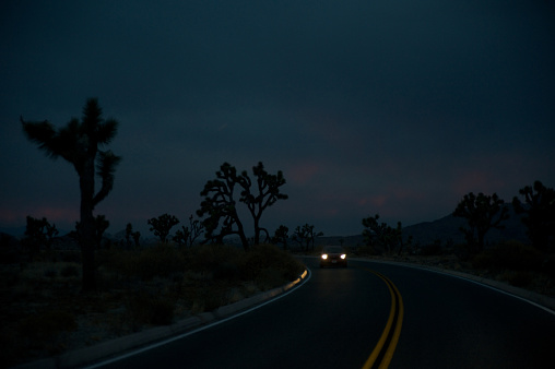 Driving「Night drive」:スマホ壁紙(9)