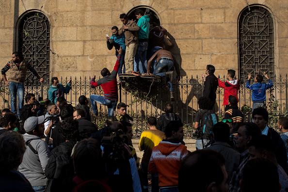Middle Class「Egypt Faces Uncertain Future Amid Political And Economic Upheaval」:写真・画像(3)[壁紙.com]