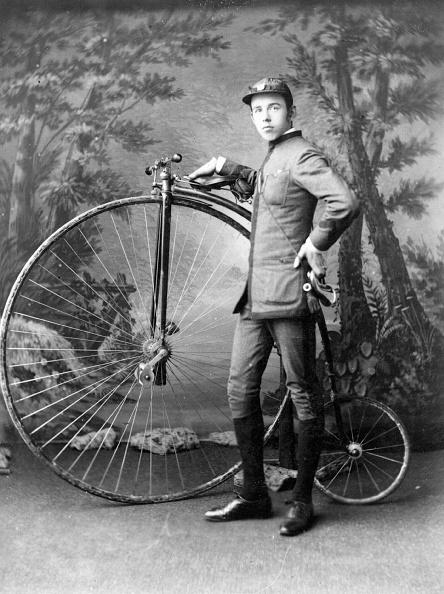 1900-1909「A Penny Farthing」:写真・画像(7)[壁紙.com]
