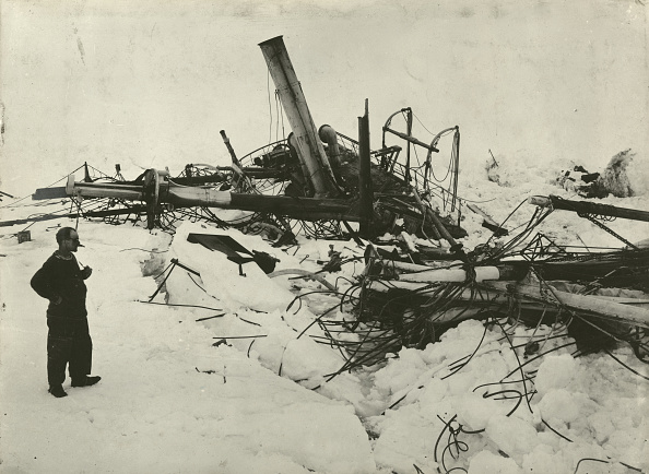 Ship「The Wreckage Of Endurance」:写真・画像(10)[壁紙.com]