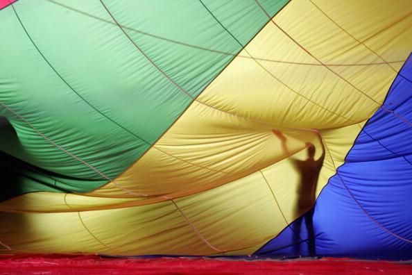 気球「Bristol Fiesta Lifts Off With Mass Balloon Launch」:写真・画像(12)[壁紙.com]