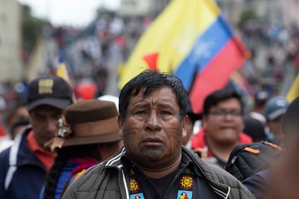 Government Subsidy「Government Crisis in Ecuador」:写真・画像(6)[壁紙.com]