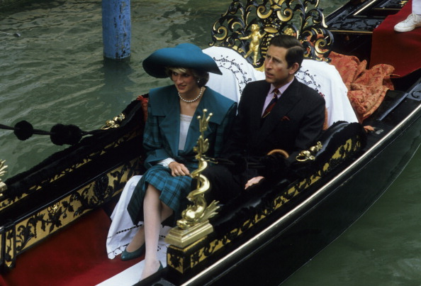 Grand Canal - Venice「Diana And Charles In Venice」:写真・画像(14)[壁紙.com]