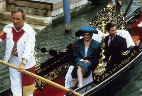 Grand Canal - Venice「Diana And Charles In Venice」:写真・画像(17)[壁紙.com]