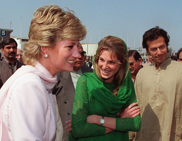 Pakistan「FILE PHOTO:  Imran And Jemima Khan Divorce」:写真・画像(6)[壁紙.com]