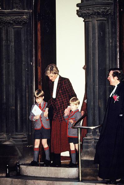 Georges De Keerle「Princess Diana And Sons」:写真・画像(19)[壁紙.com]
