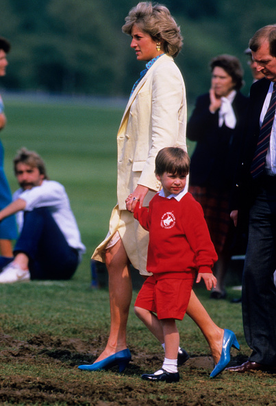 Polo「Diana And William At Polo」:写真・画像(18)[壁紙.com]