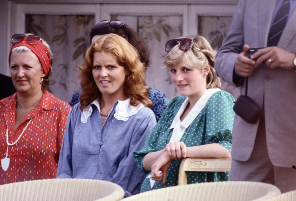 Sport「Diana Princess of Wales with Sarah Ferguson (later the Duchess of York)」:写真・画像(12)[壁紙.com]