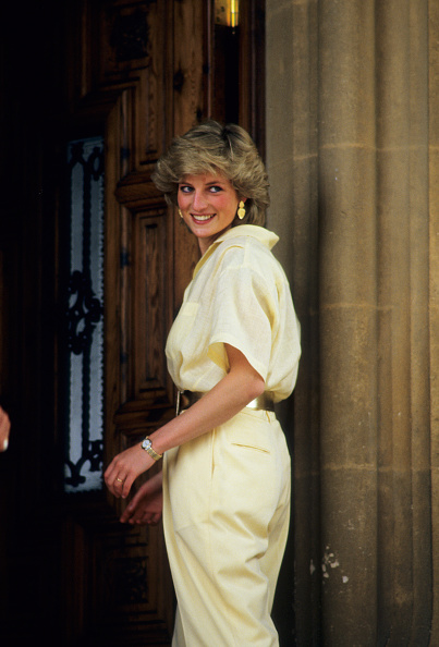 Princess Diana「Diana in Majorca」:写真・画像(2)[壁紙.com]