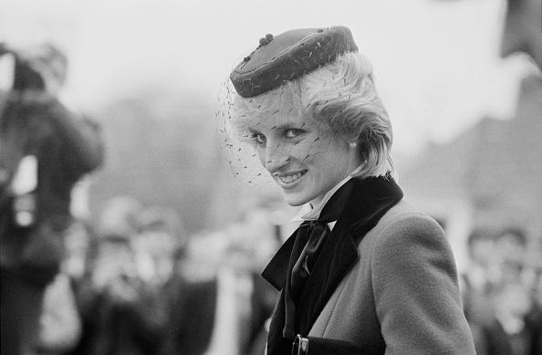 モノクロ「Princess Diana in Bristol」:写真・画像(5)[壁紙.com]