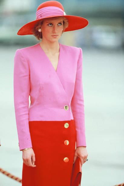 Princess Diana In Kuwait:ニュース(壁紙.com)