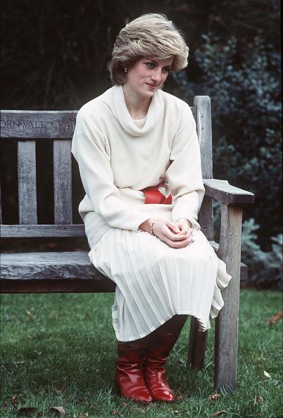 Kensington Palace「Princess Diana Retrospective」:写真・画像(8)[壁紙.com]