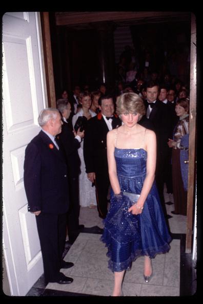 イブニングドレス「Diana, Princess of Wales」:写真・画像(1)[壁紙.com]