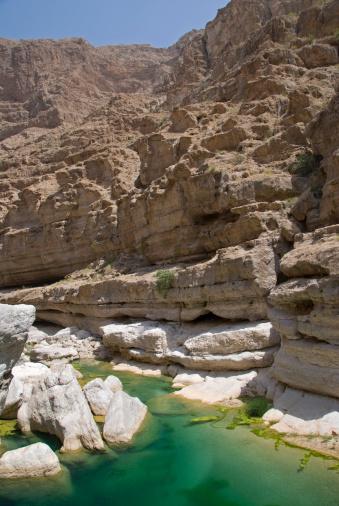 Riverbed「Rocky Wadi」:スマホ壁紙(13)