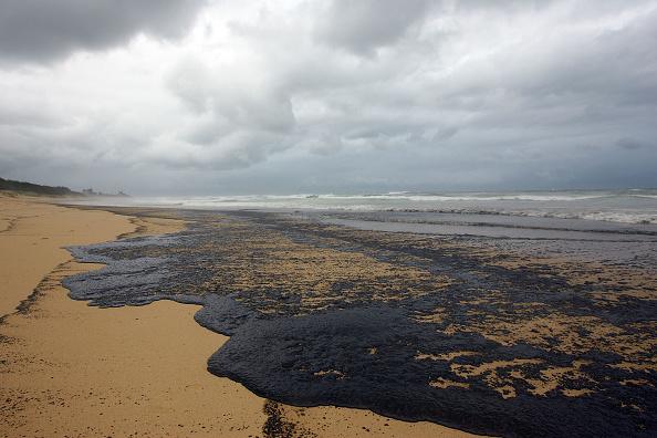 Slippery「Oil Slick Reaches Queensland Beaches」:写真・画像(18)[壁紙.com]